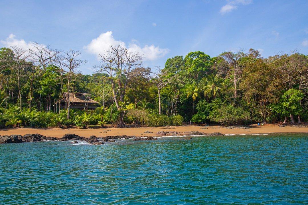 Copa de Arbol Beach Resort Drake Osa Peninsula Costa Rica