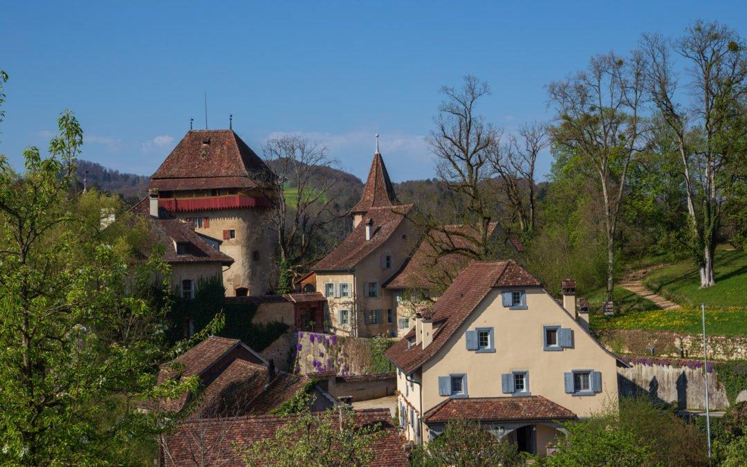 Schloss Wildenstein Baselland