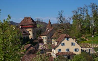 Rundwanderung Bubendorf – Eichen Witwald – Schloss Wildenstein