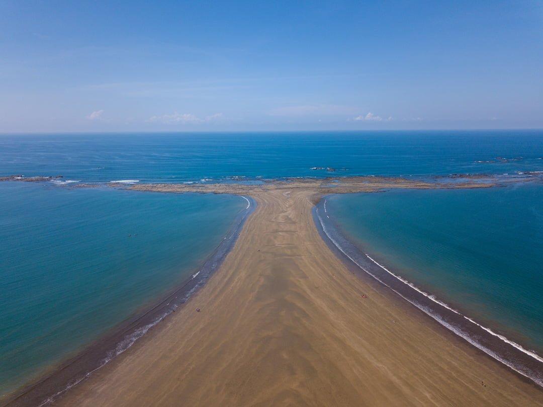 Walschwanzflosse Ballena National Marine Park