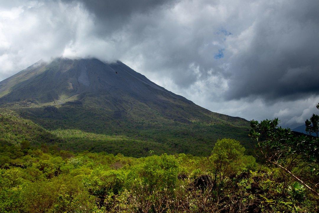 Arenal Vulkan Nationalpark Costa-Rica