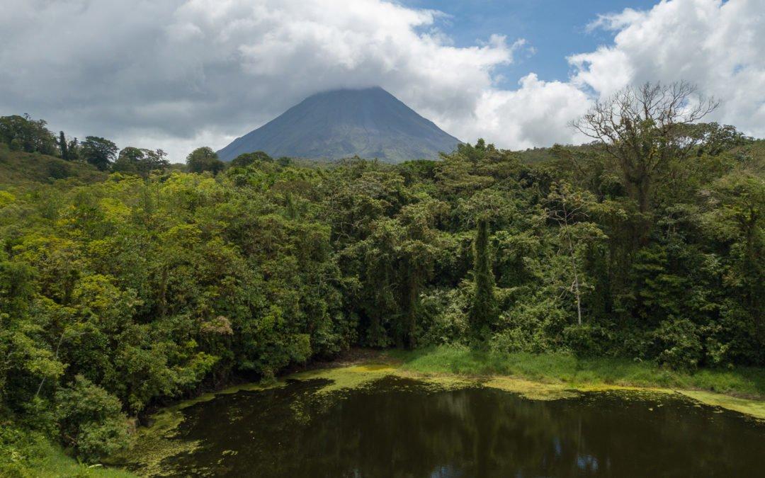 Tolles Nayara Spring Resort - Wanderung Arenal Vulkan