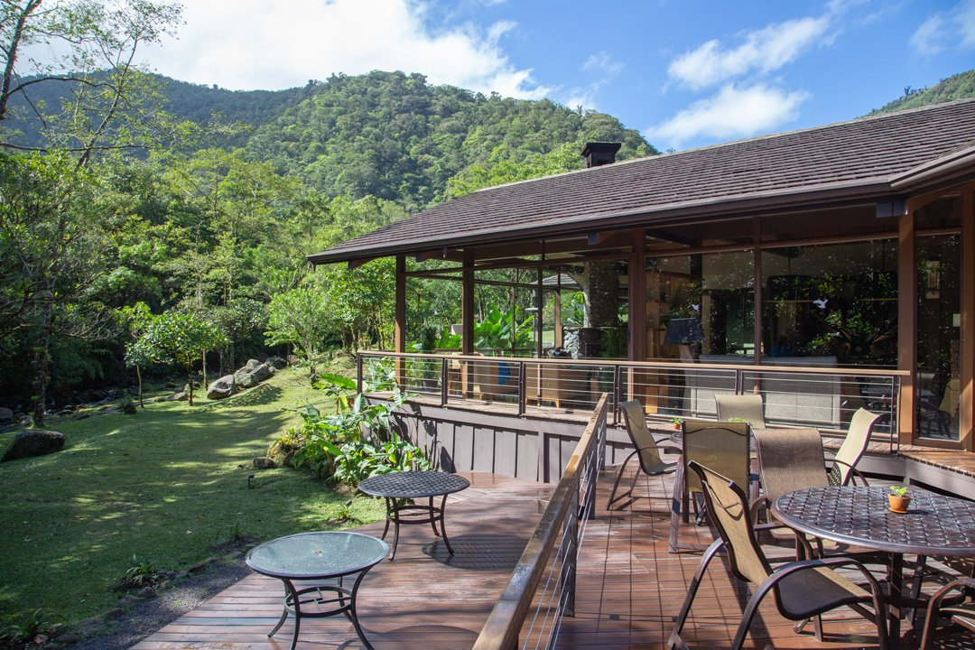 El-Silencio Lodge Restaurant