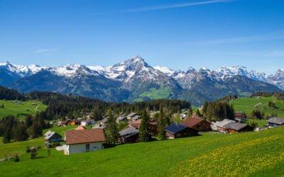 Wanderung Arvenbüel Amden - Alpwirtschaft Furgglen
