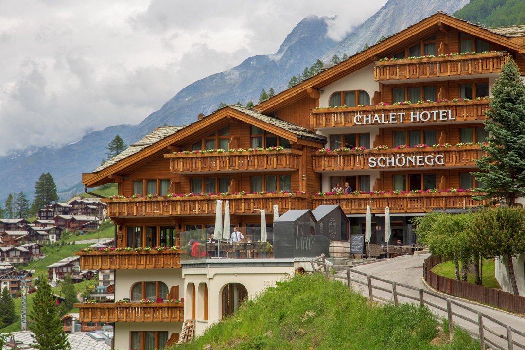 Relais Chateaux Zermatt Chalet Hotel Schönegg