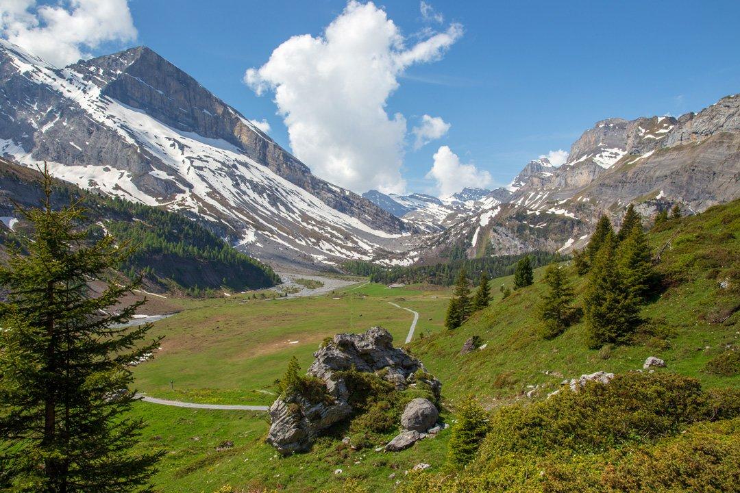 Wanderung Sunnebuel Spittelmatte Kandersteg
