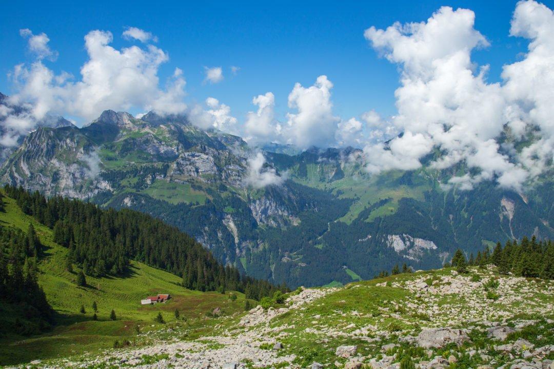 Höhenwanderung Engelberg Oberrickenbach