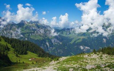 Höhenwanderung Engelberg – Oberrickenbach