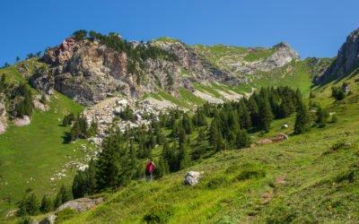 Glanerland: Rundwanderung Ennenda - Aeugstenhütte - Schafleger