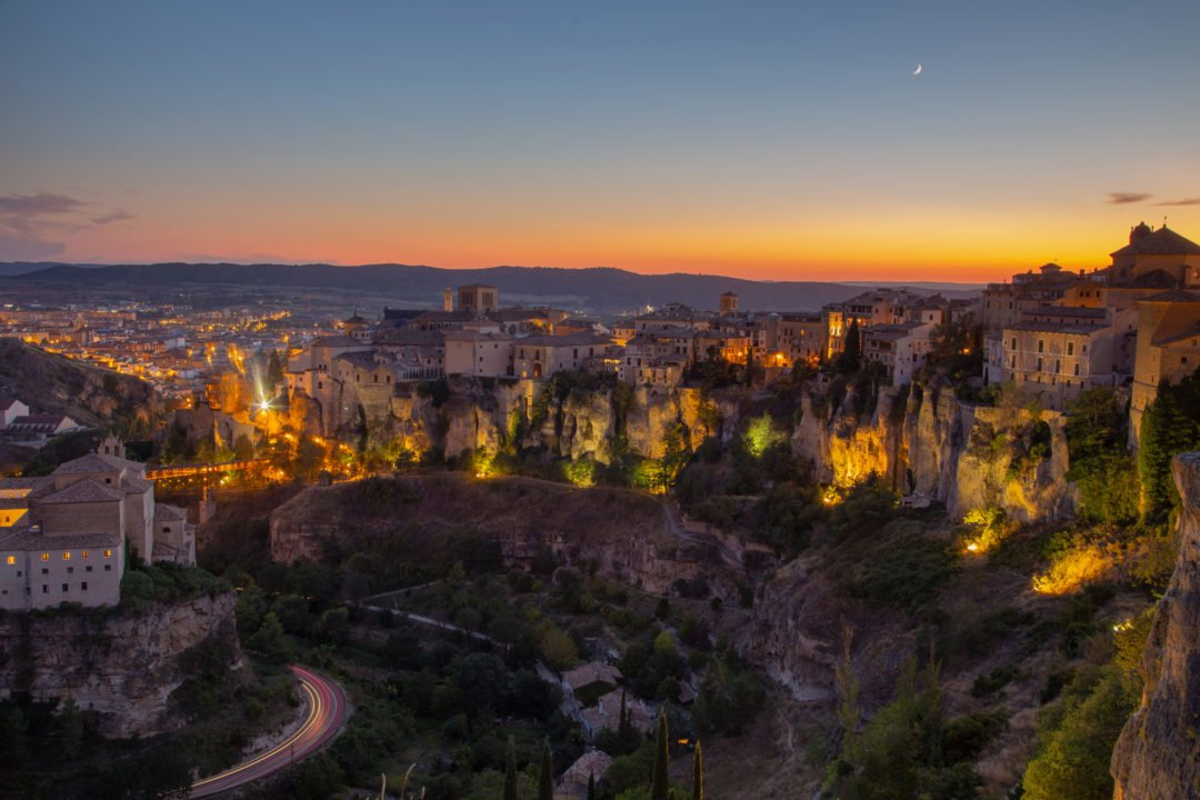 Cuenca Kastilien la Mancha