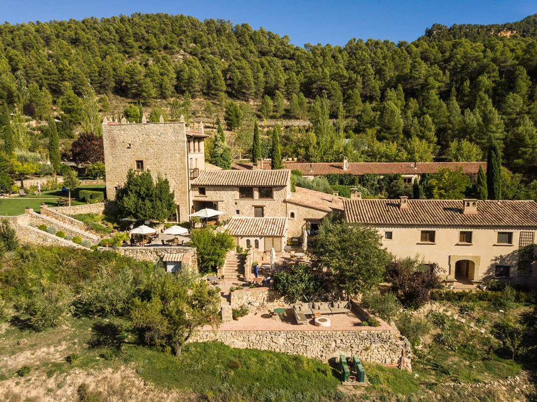 Relais Chateaux Hotel la Torre del Visco Spanien