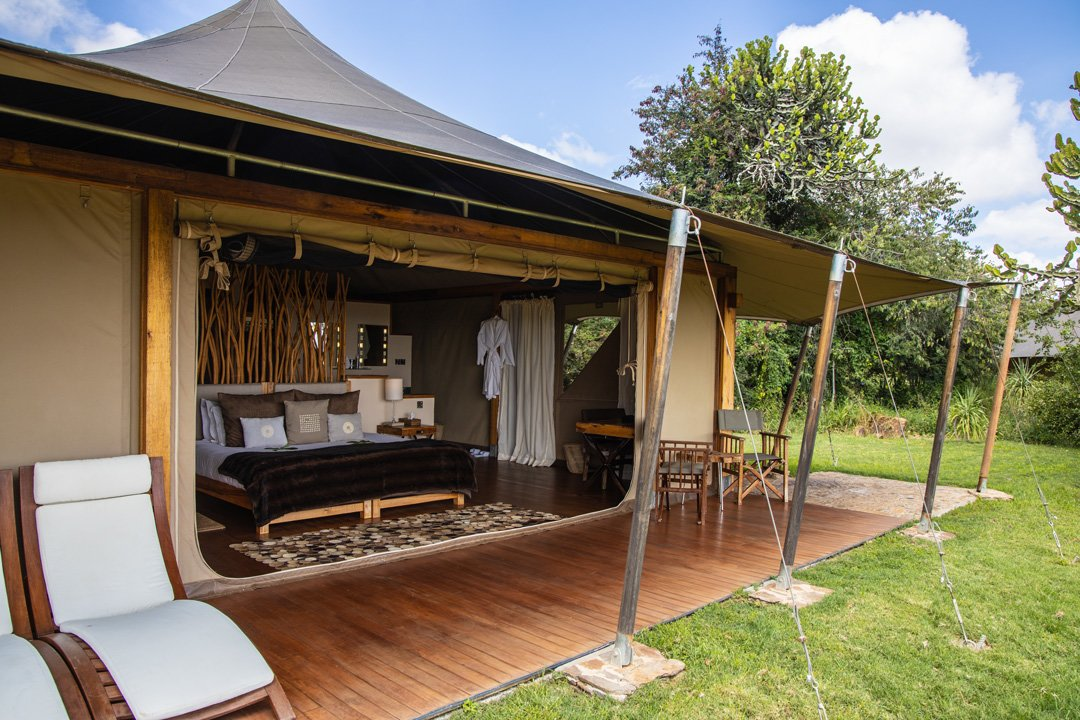 Tented Camp Loisaba