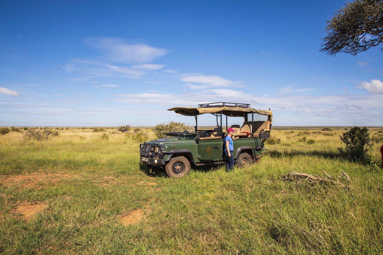 Safari Loisaba Kenia