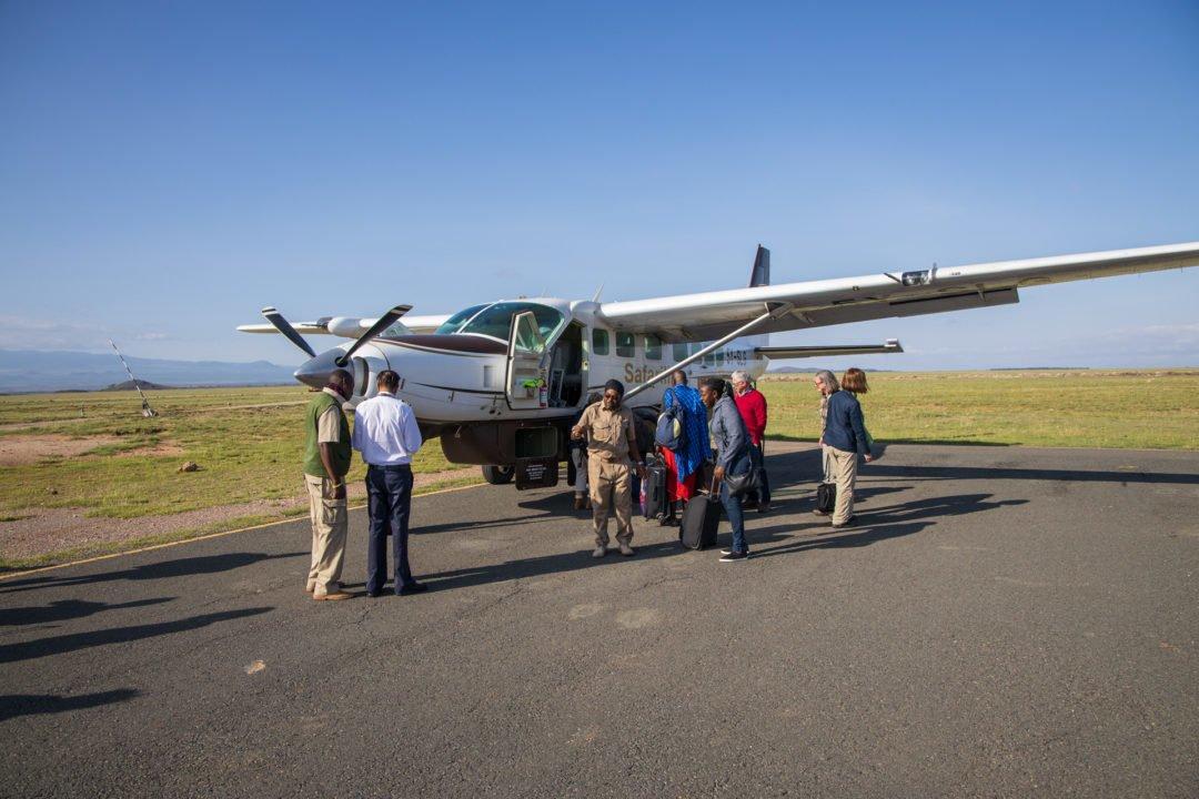 Reisebericht Flugsafari Kenia