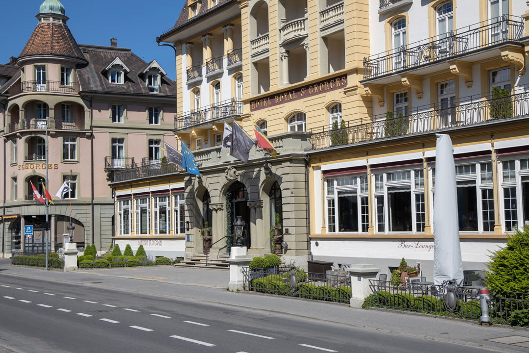 Hotel Royal St. Georges Interlaken Schweiz