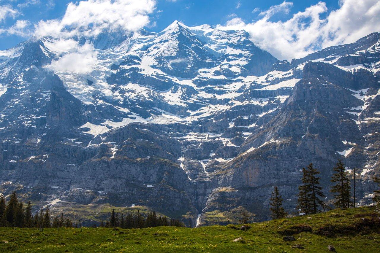 E-Bike Tour Jungfrau Mönch Eiger