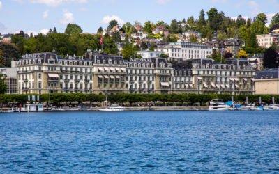 Eine Nacht in Luzern