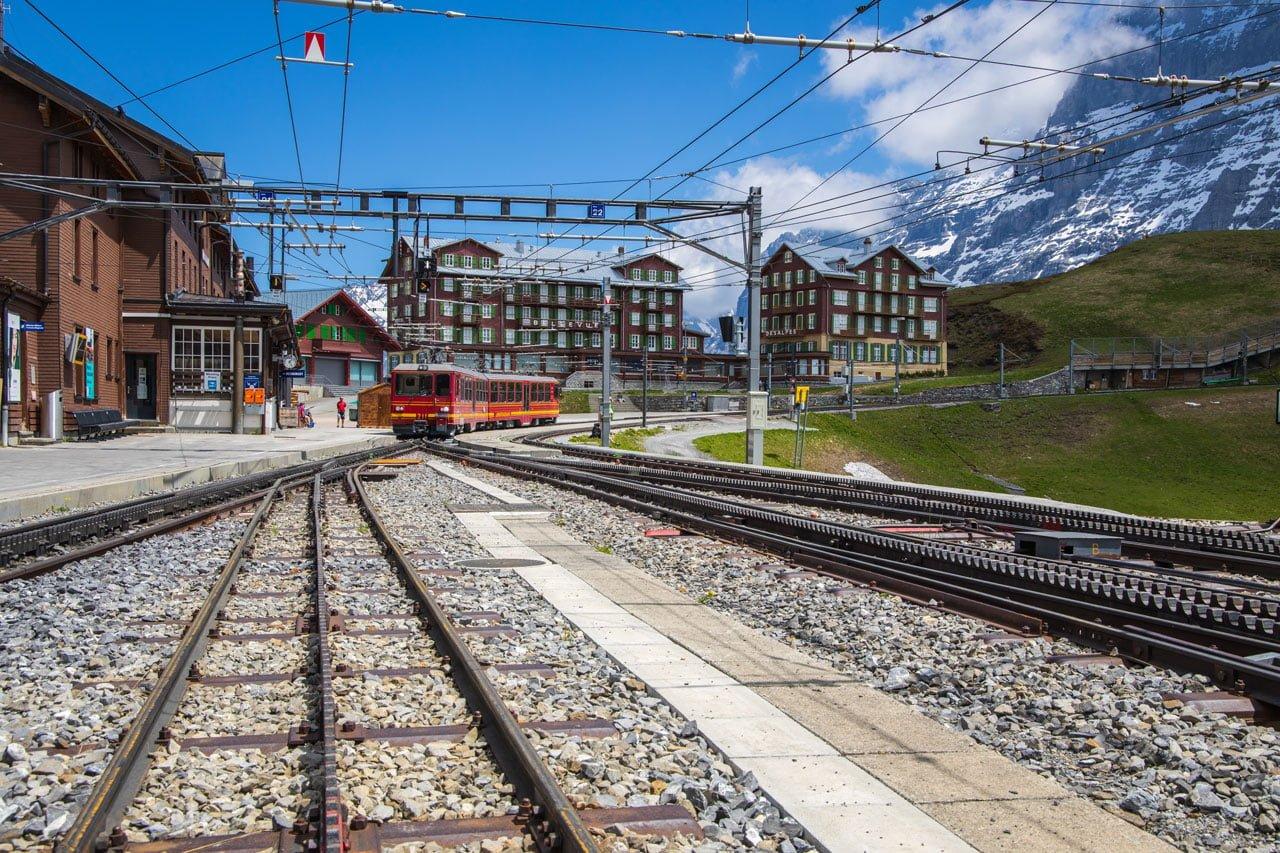 Kleine Scheidegg Jungfraubahn