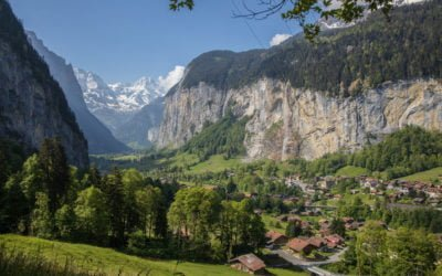 E-Biken und Wandern in der Region Interlaken
