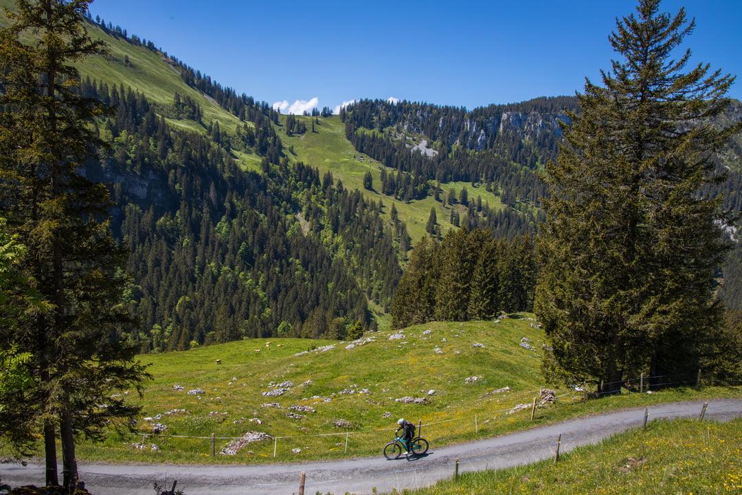 E-Bike-Tour-Emmetten-Klewenalp