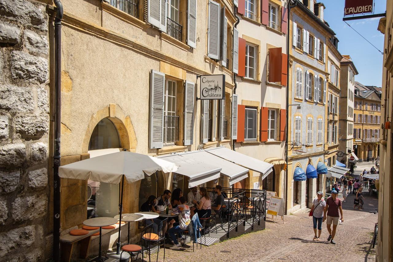 Neuenburg Altstadt