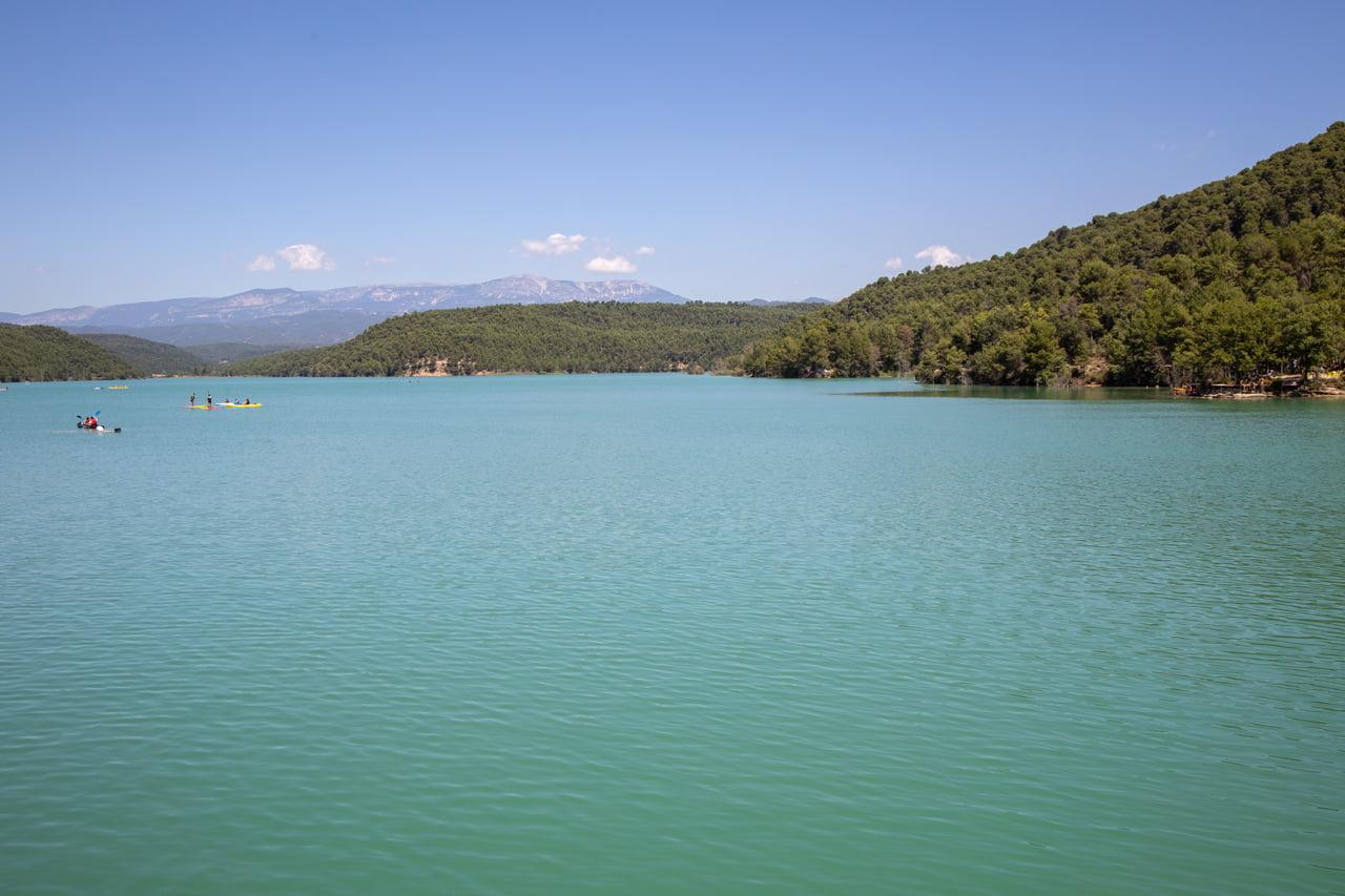 Pantano de Sant Ponc