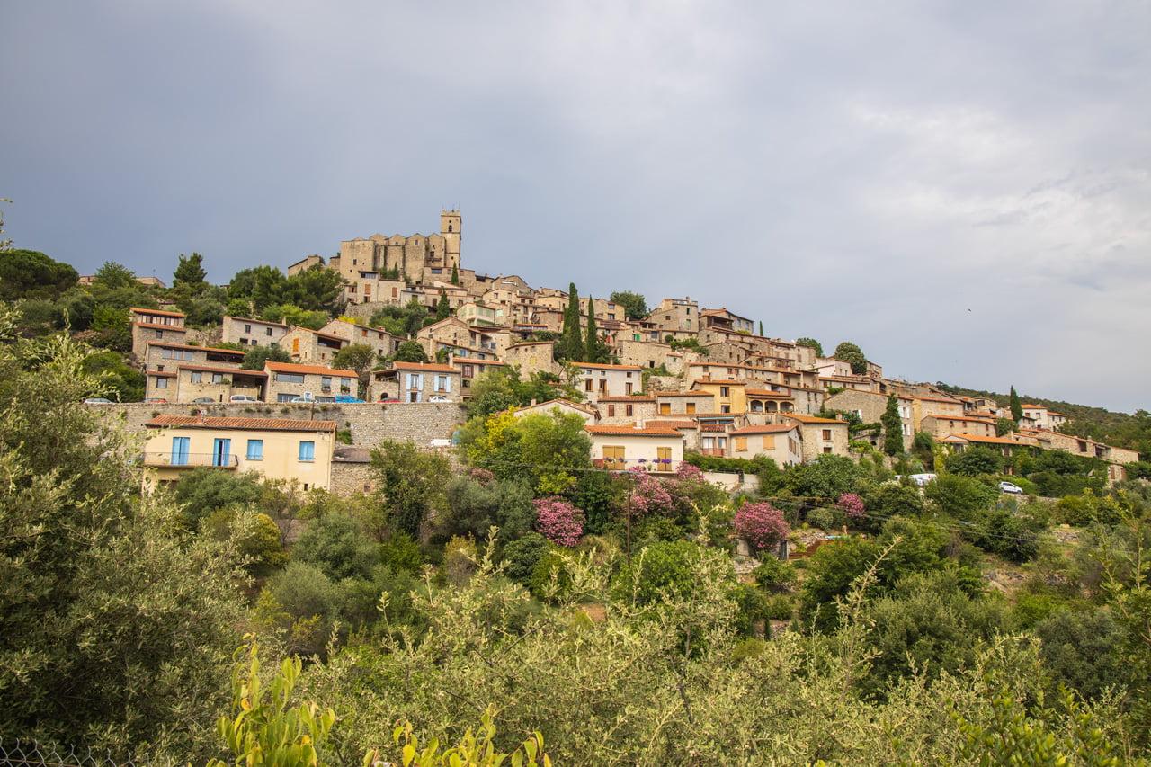 Eus Pyrenees Orientales Frankreich