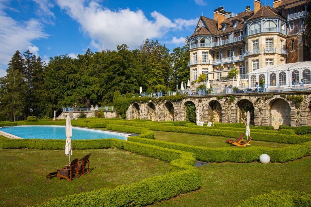 Relais Chateaux Hotel Chateau Avenieres