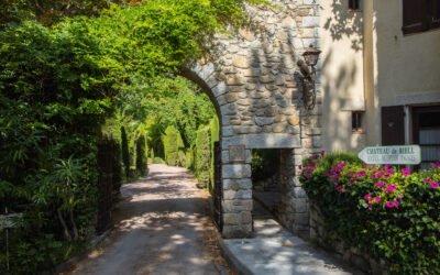 Chateau de Riell - gepflegte Schloss Atmosphäre in den französischen Pyrenäen