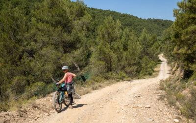 E-Biken im Hinterland der Costa Brava und in den Pyrenäen