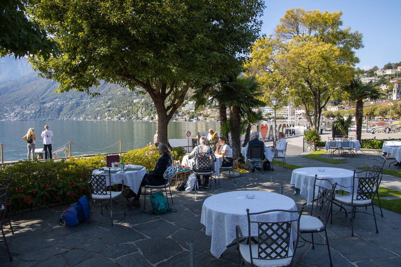Restaurant Castello Ascona