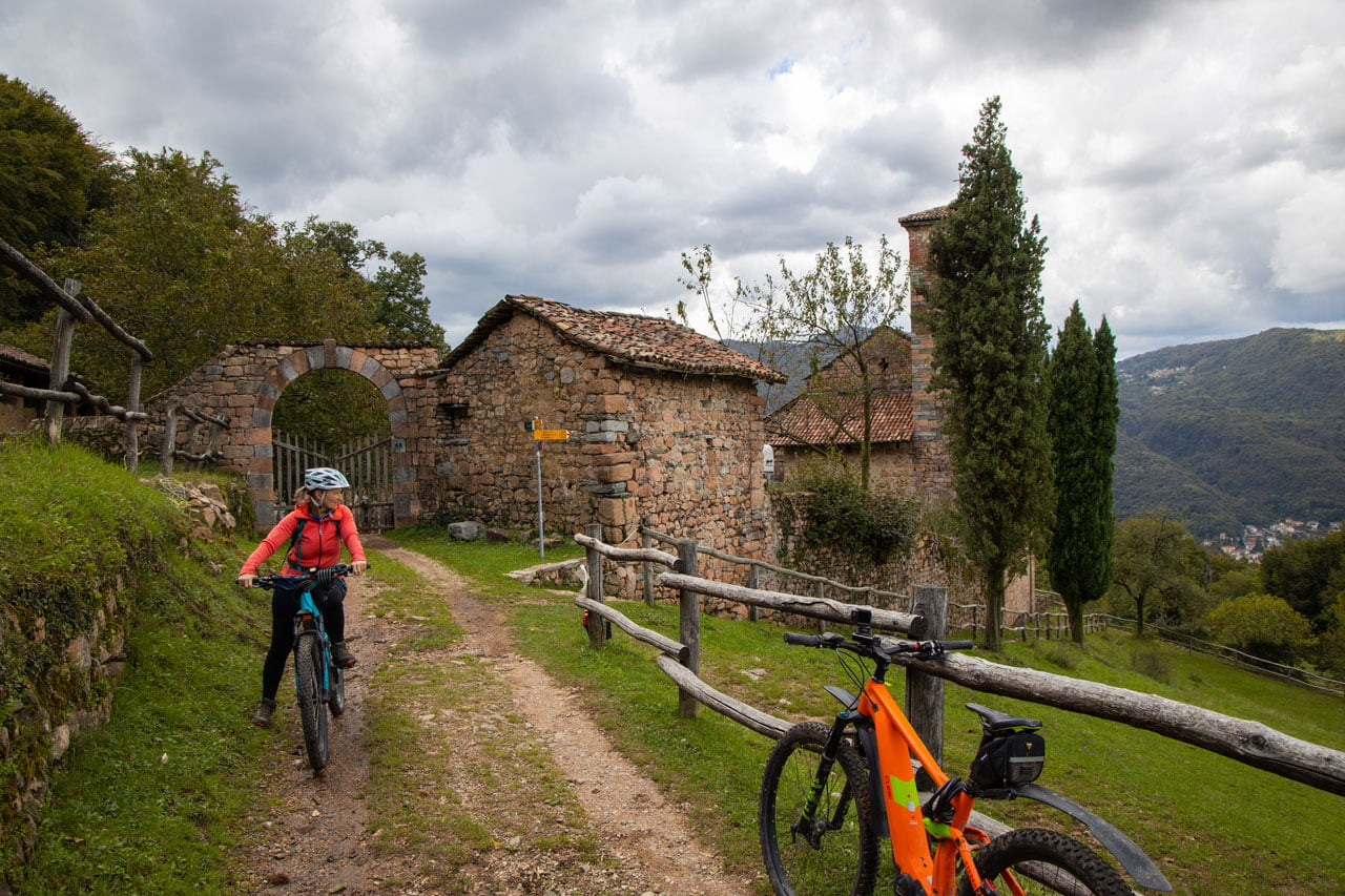 MTB Route 351 Paradiso Torello
