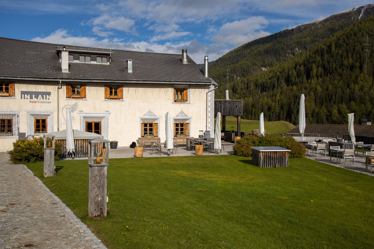 Relais Chateau Hotel In Lain Engadin