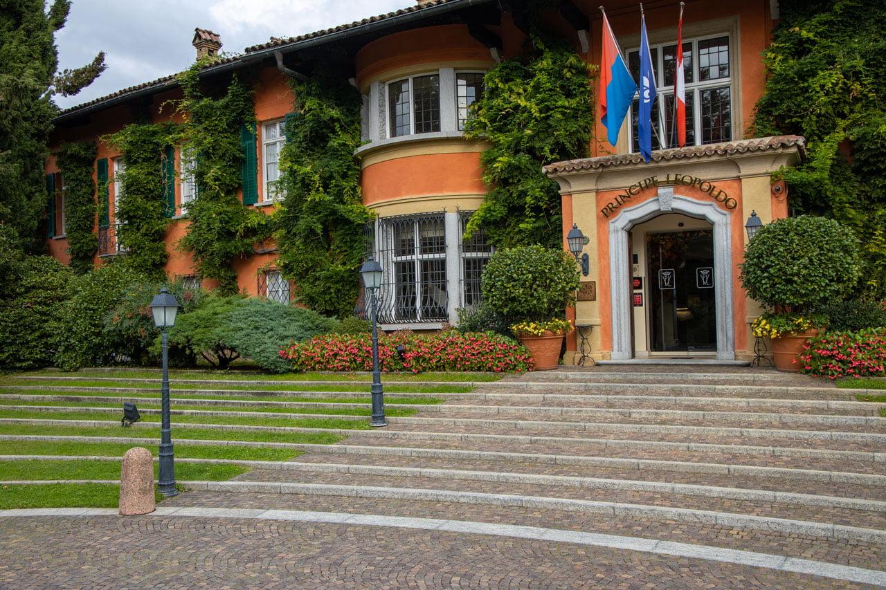 Relais Chateaux Lugano Villa Principe Leopoldo