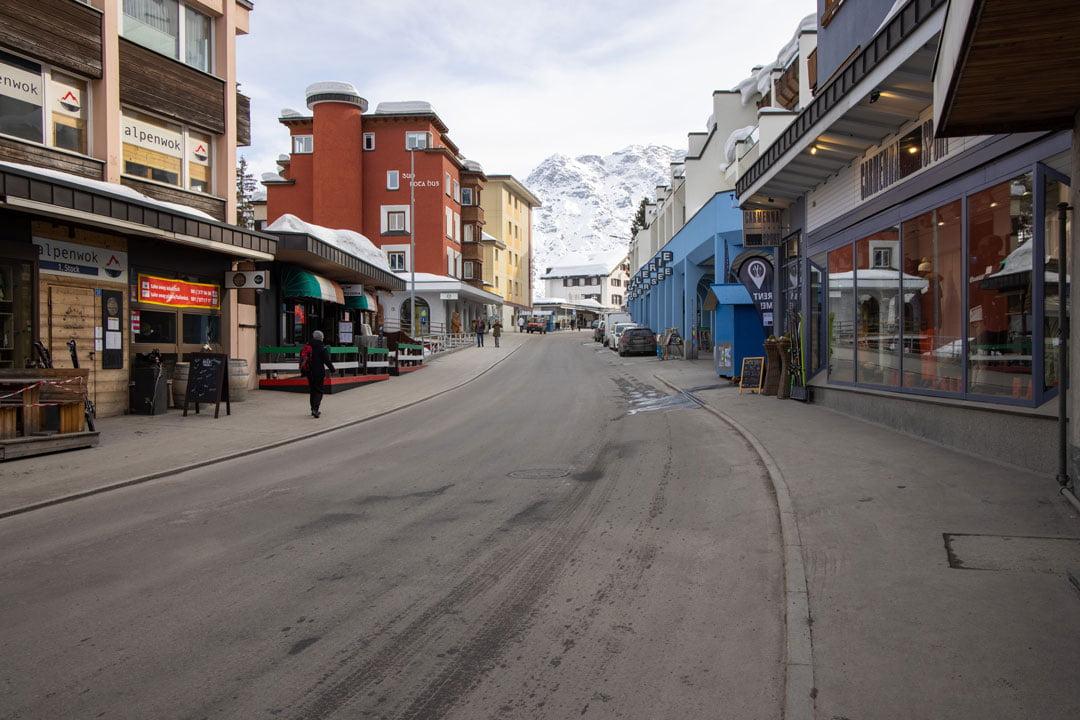 Arosa Dorfstrasse