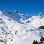 Winterpanorama Arosa