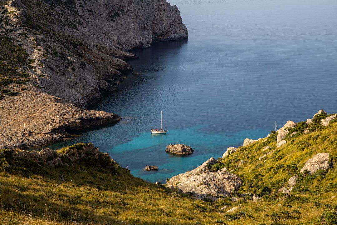 Bucht Formentor Mallorca