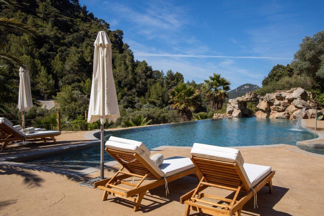LJs Ratxo Eco Luxury Retreat Hideaway Mallorca