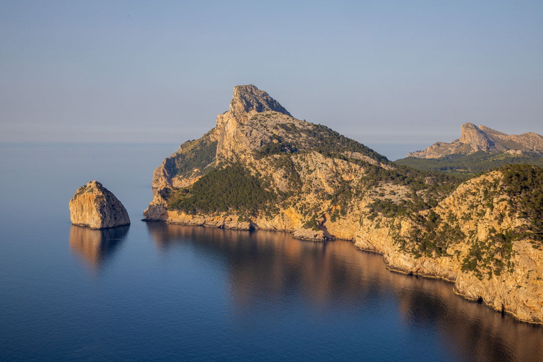 Mirador el-Colomer Mallorca